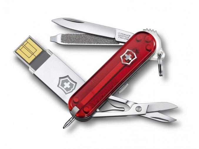 Kapesní nůž - Victorinox@work 16GB