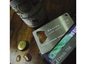 Karta do peněženky-otvírák